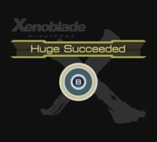 Huge Succeeded - Xenoblade Chronicles X Black by mstachiw
