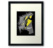 Fragmental Memory /// Framed Print