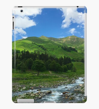 Mountains of Abkhazia iPad Case/Skin