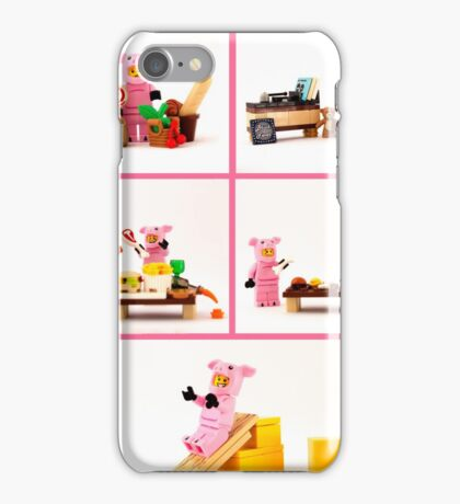 This Little Piggy  iPhone Case/Skin