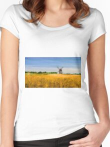 Ready For Harvest Women's Fitted Scoop T-Shirt