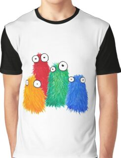 elmo sesame street Graphic T-Shirt