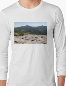 Ancient Thracian Ceremonial Site Belintash - Go for the Magic of Bygone Times Long Sleeve T-Shirt
