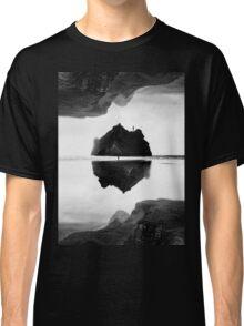 Black and White Isolation Island Classic T-Shirt