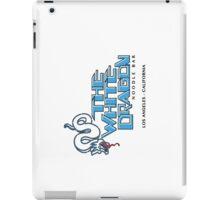 White Dragon - Noodle Bar White Variant iPad Case/Skin