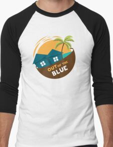 Out of the blue Men's Baseball ¾ T-Shirt