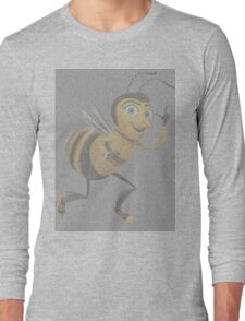 bee movie script Long Sleeve T-Shirt