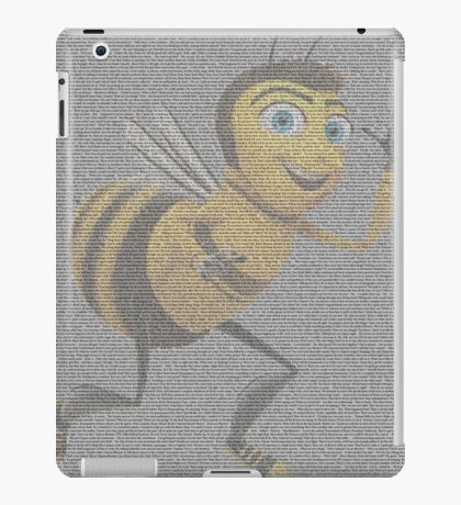 bee movie script iPad Case/Skin