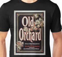 Performing Arts Posters Old orchard a play of New England life by Marguerite Merington 0107 Unisex T-Shirt