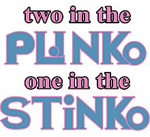 Two in the Plinko One in the Stinko - Price is Right Tosh.0 Photographic Print