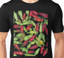Chilly harvest (coloured pencil) Unisex T-Shirt