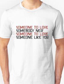 Love Me Do The Beatles 60s Rock Music Lyrics Lennon McCartney Unisex T-Shirt