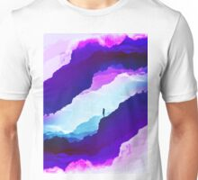 Violet dream of Isolation Unisex T-Shirt