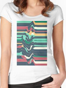 Don´t Move IX Women's Fitted Scoop T-Shirt
