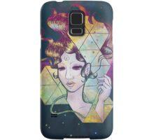 Geode Lady Samsung Galaxy Case/Skin