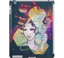 Geode Lady iPad Case/Skin