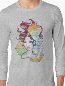 Geode Lady Long Sleeve T-Shirt
