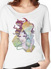 Geode Lady Women's Relaxed Fit T-Shirt