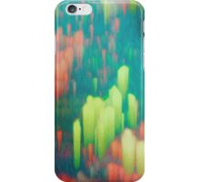 A Toye (figures in a neural landscape) iPhone Case/Skin