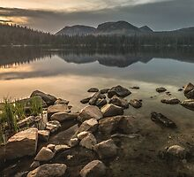 Mirror Lake by Ole Petter Rust