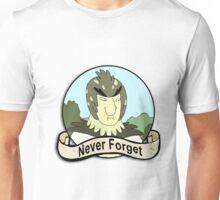 Birdman will never be forgotten Unisex T-Shirt