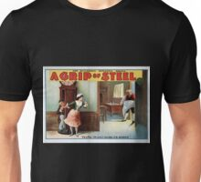 Performing Arts Posters The successful romantic drama A grip of steel 1090 Unisex T-Shirt