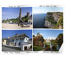 Images of Ireland Poster