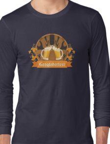 D&D Tee - Grogtoberfest Long Sleeve T-Shirt