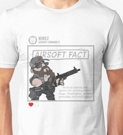 Airsoft Fact 5 Unisex T-Shirt