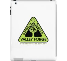 Silent Running Spaceship Crest iPad Case/Skin