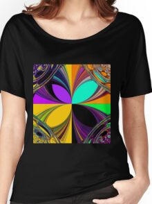 Retro pattern 3 Women's Relaxed Fit T-Shirt