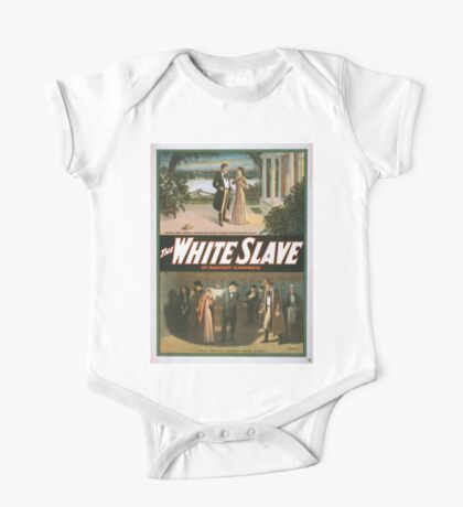 Performing Arts Posters The white slave by Bartley Campbell 1419 One Piece - Short Sleeve