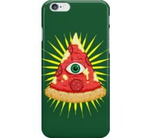 In Pizza We Trust iPhone Case/Skin