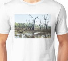 Boggy Bridge Swamp Unisex T-Shirt