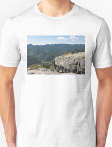 Raw Rock Power - Ancient Thracian Ceremonial Site Belintash Unisex T-Shirt