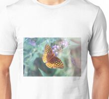 Great spangled fritillary butterfly Unisex T-Shirt