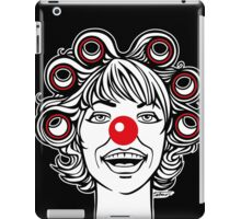 Red Nose - Keep Smiling iPad Case/Skin