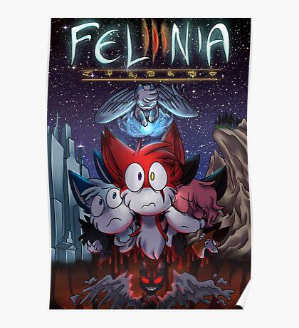Felinia Poster [PRINT] Poster