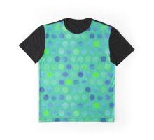 dot green pond Graphic T-Shirt