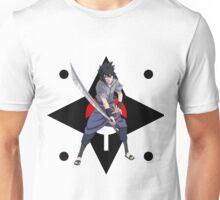 Sasukes Military Clan Logo Unisex T-Shirt