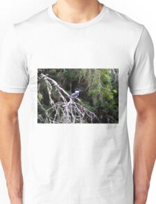 MALE KINGFISHER Unisex T-Shirt