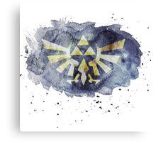 Triforce The Legend of Zelda Canvas Print