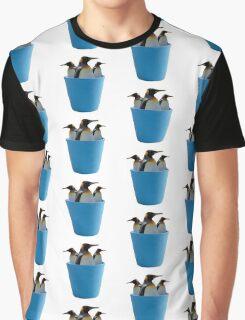 Cup a Penguins Graphic T-Shirt