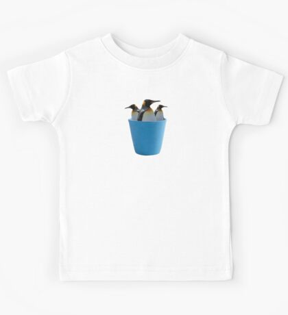 Cup a Penguins Kids Tee