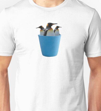 Cup a Penguins Unisex T-Shirt