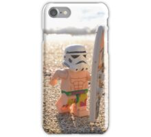 Surfing Stormtrooper iPhone Case/Skin
