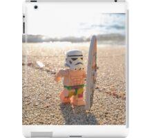 Surfing Stormtrooper iPad Case/Skin