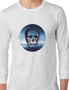 Sea Skull Long Sleeve T-Shirt
