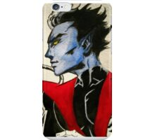 Marvel's Nightcrawler iPhone Case/Skin