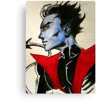 Marvel's Nightcrawler Canvas Print